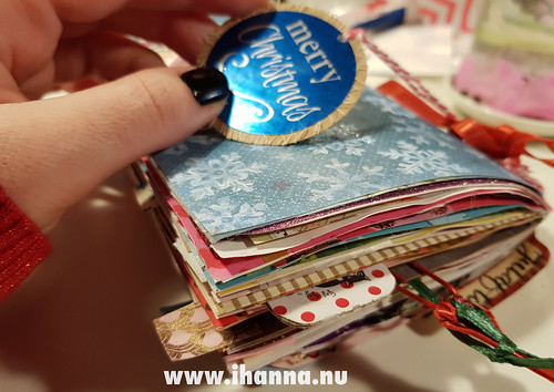 Christmas journal completed | by iHanna