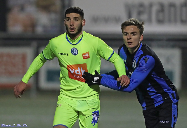 Beloften Club Brugge - AA Gent Beloften