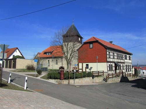 20110321 0208 118 Jakobus Burla Frau Holle Haus