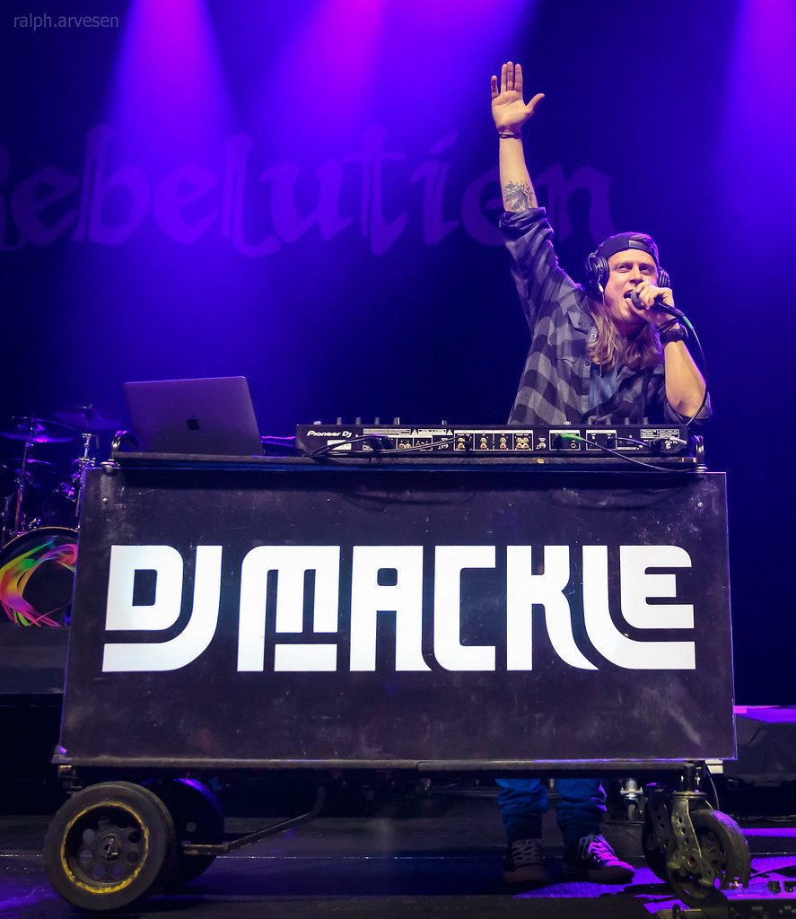 DJ Mackle | Texas Review | Ralph Arvesen