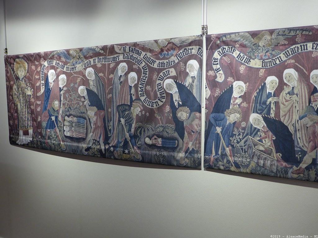 Inauguration du musée du collège St Etienne