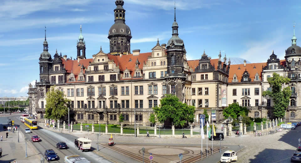 Dresden bezienswaardigheden, Residenzschloß | Mooistestedentrips.nl