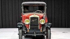 Peugeot - 172 Coupe - BJ 1927 - 14 PS - 667 ccm - 3
