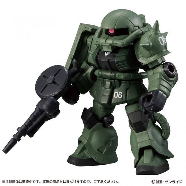 《機動戰士鋼彈》「重裝X重奏 武裝」第1.5彈 盒裝版本!機動戦士ガンダム MOBILE SUIT ENSEMBLE1.5
