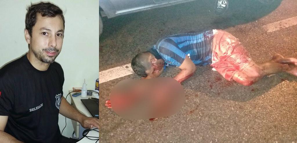 Polícia Civil já desvendou 6 dos 8 homicídios ocorridos neste ano em Santarém, Delegado e elucidação do crime em Santarém