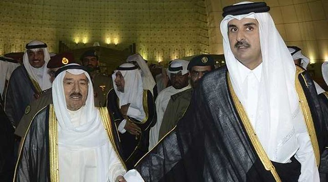 3570 Why Saudi Arabia along with 4 countries cut down relations with Qatar 03