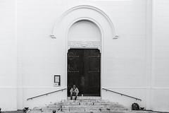 Man and Door - Photo of Aubagne