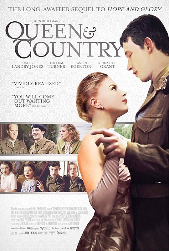 Queen & Country - Poster 3