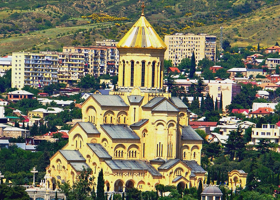 Things to see in Tbilisi - Cathedral