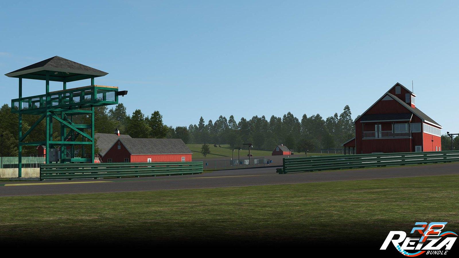 rFactor 2 - Reiza Bundle DLC VIRginia International Raceway Previews 7