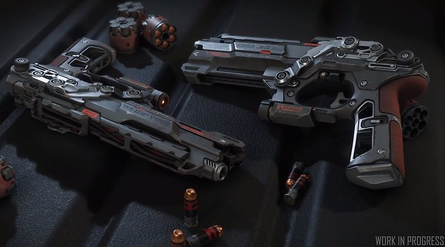 Star Citizen – Revolver