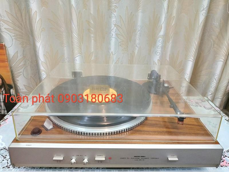Turntable Cơ mâm đĩa than thích thú phần nghe ==>> thỏa mãn phần nhìn - 14
