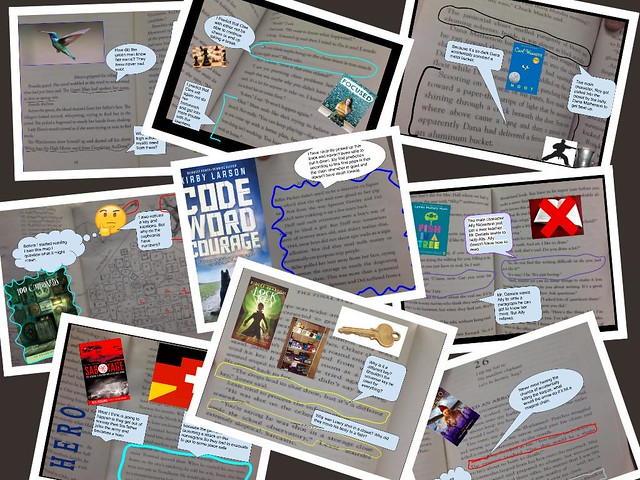BookSnaps Collage 2019
