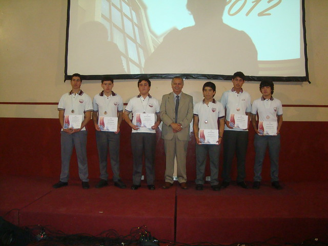 Licenciatura 2012