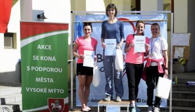 Vysokomýtský půlmaraton vyhráli Benko a Kriklová