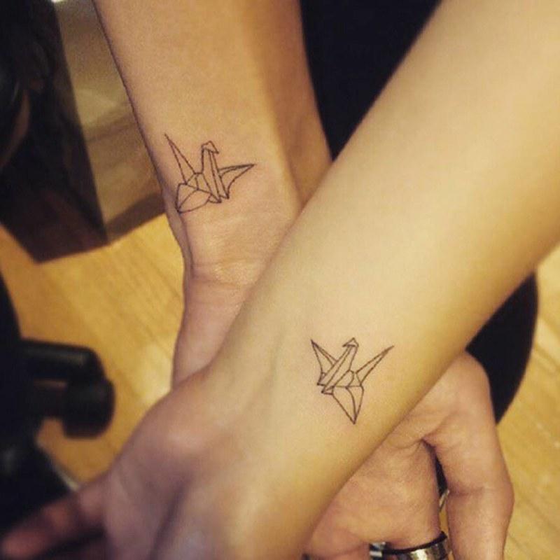 Tatuajes Para Parejas Muy Originales Mini Tatuajes