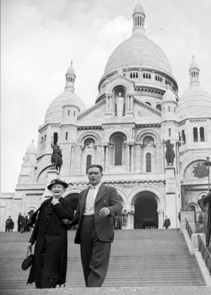 1939. Базилика Сакре-Кер.