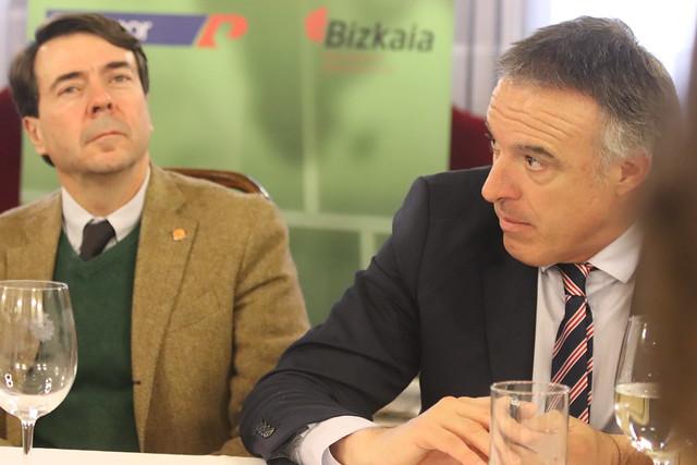 """GVCECR Dn. Carlos Calleja y Dn. Javier Yanguas  """"La Vejez en la Nueva Civilización"""""""