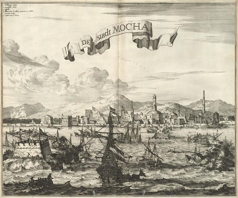 Cảng Mocha - Yemen