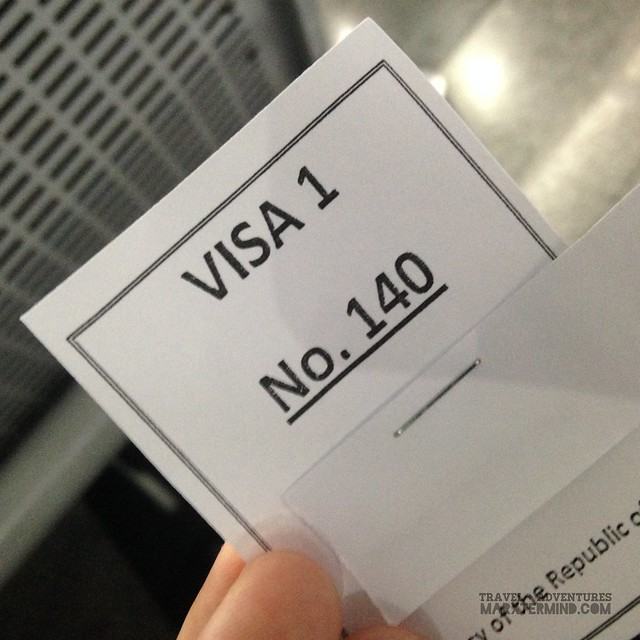 Korean Tourist Visa Queue Number