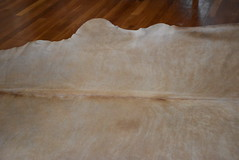 VIR soft cream hide detail