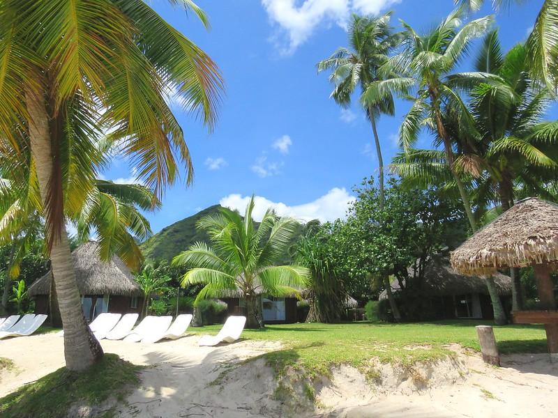 Playa Les Tipaniers Moorea 1