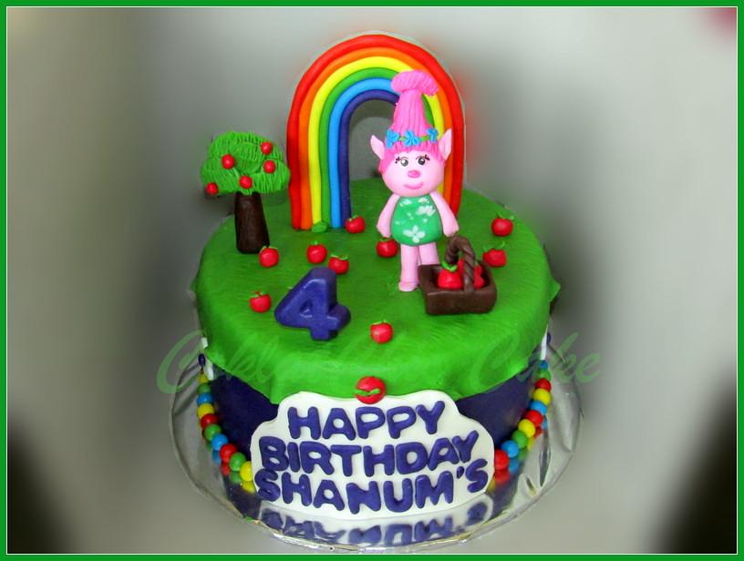 Cake Troll SHANUM 20 cm