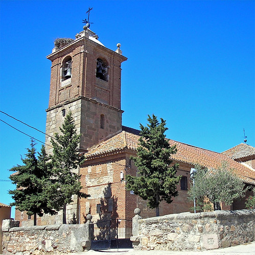 Iglesia San Gil Abad, de Torrico