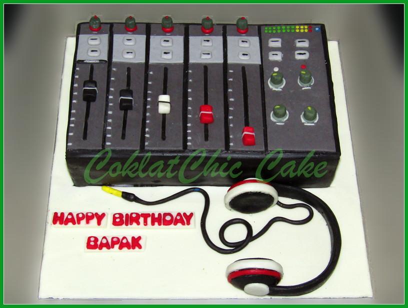 Cake sound mixer 15x22 cm BAPAK