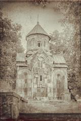 Церковь Маштоц Айрапет в Гарни