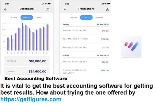 Best Accounting Software - Getfigures