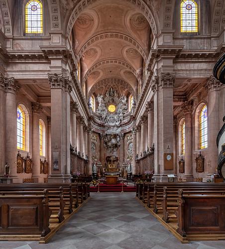 Eglise Notre Dame  Guebwiller (Elsass)