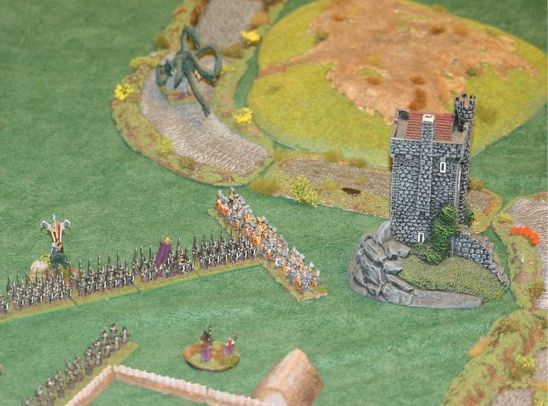 [1300 - Orcs vs elfes Noirs] La bataille des piques maudites 32780355168_422d7d51cd_c
