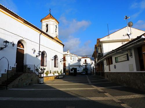 <Plaza de Andalucía> Jubrique (Málaga)