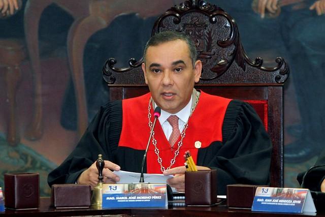 Supremo venezuelano determina medidas cautelares contra o deputado Juan Guaidó