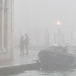 Meeting in Venice by Martin Parratt