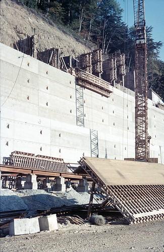 Stützmauer Schaubrain, Eptingen
