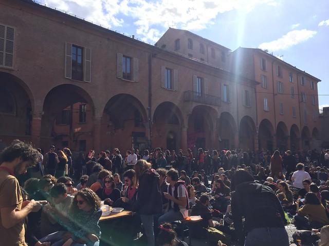 8 marzo - Bologna - Pranzo sociale