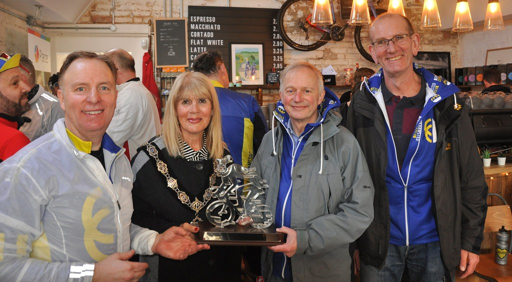 Berkhamsted Cycling Club Spring Classic 2019
