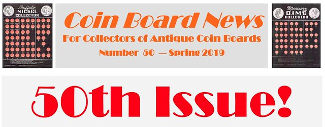 Coin Board News 50th Issue