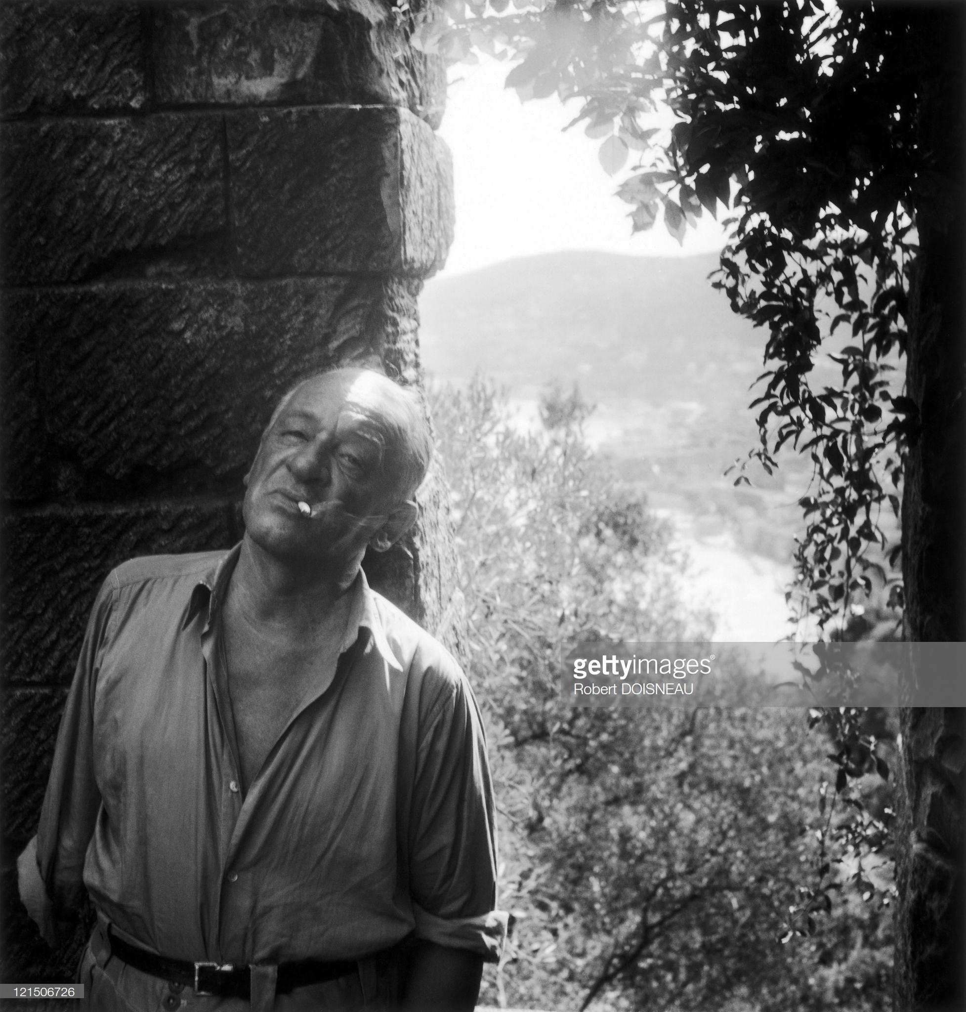 1948. Вилла Сен-Сегон, Вильфранш-сюр-Мер