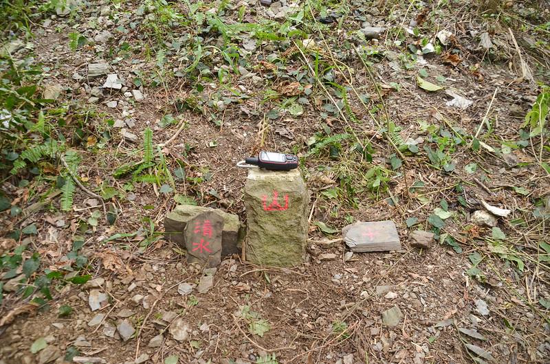 清水冠字補沖(02)的山字森林三角點(Elev. 320 m) 5