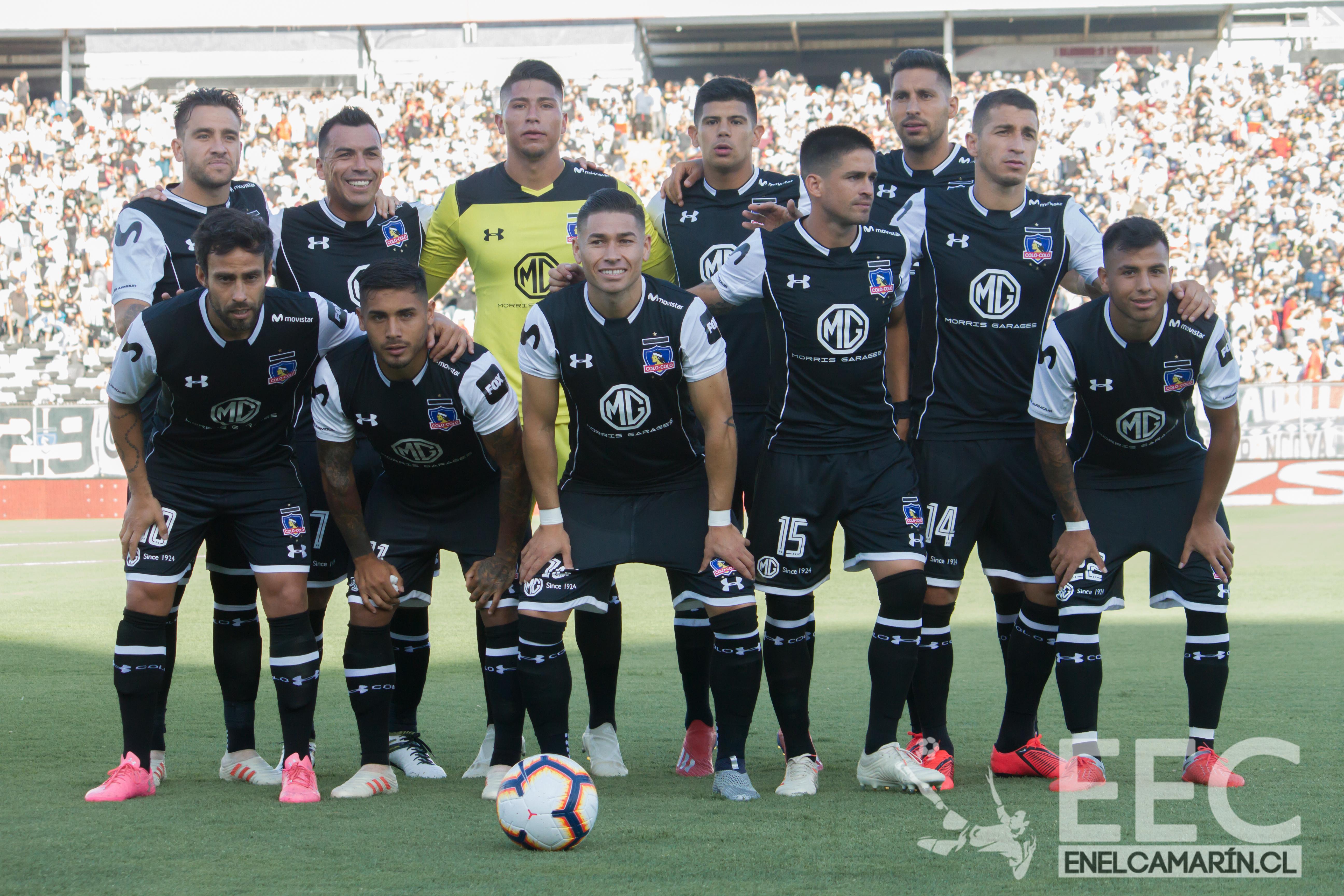 Colo Colo 0 - Estudiantes de la Plata 2 (Noche Alba 2019)