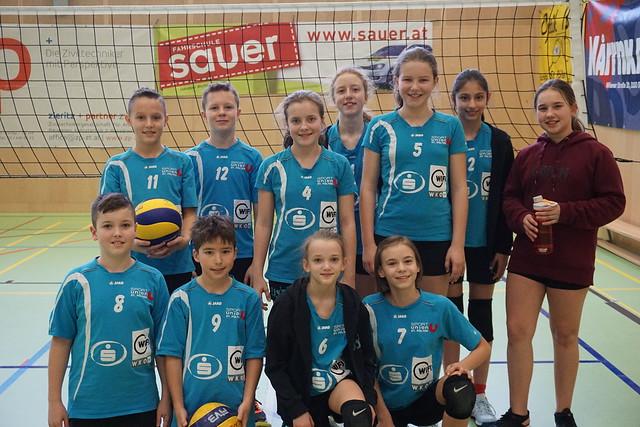 U12-Turnier in St. Pölten - 27.1.2019