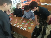 """Первый день недели науки в МБОУ """"СОШ №1"""""""
