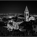 San Marino by night