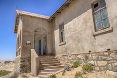 The Doctor's house - Kolmanskop