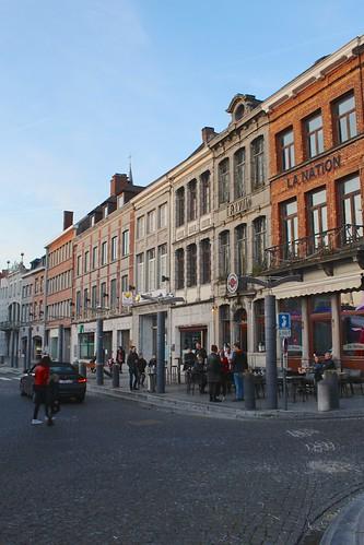 Rue de Brantignies