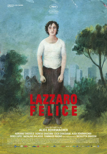 Mutlu Lazzaro - Lazzaro Felice (2019)