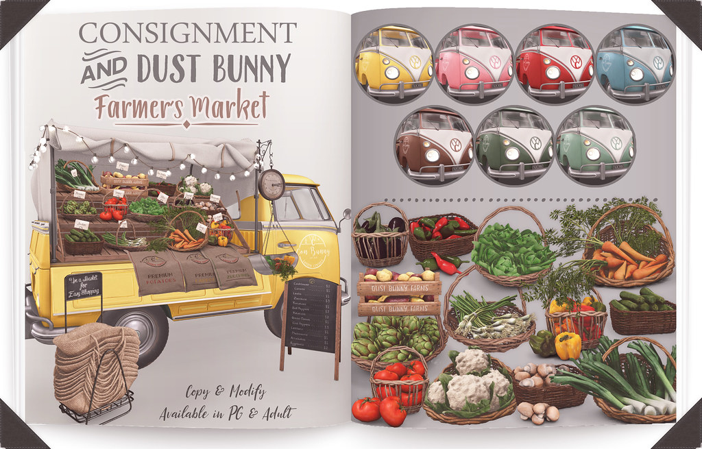 dust bunny & consignment @ fameshd